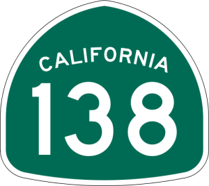 California Highway 138