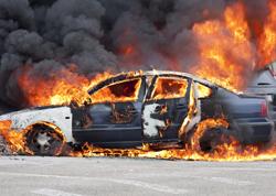Explosive Car Accidents