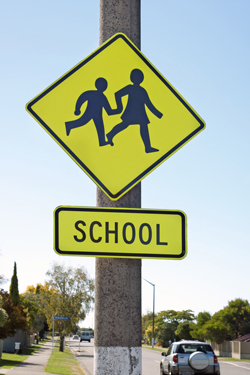 Are Sacramento School Zones Safe?